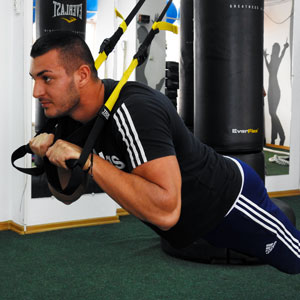 Instructor Fitness | TRX