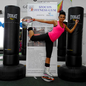 Instructor Aerobic / Kangoo Jumps